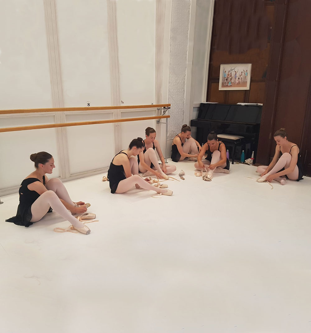 Ballettakademie am Theater Konstnanz, Academy IV Points