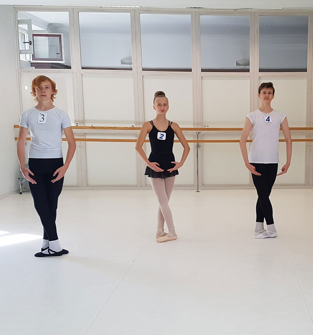 Ballettakademie am Theater Konstanz, Class II